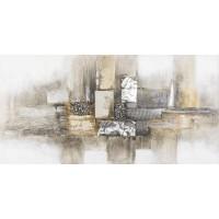 obraz - malba na plátně 140x70cm -29700
