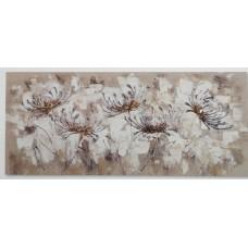 obraz - malba na plátně 30x70cm