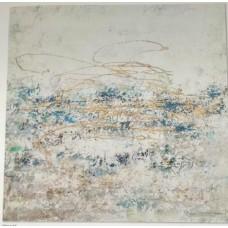 obraz - malba na plátně 115x115cm