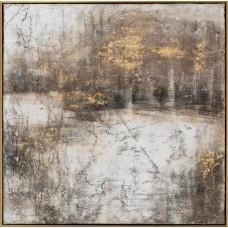 obraz - malba na plátně 72x72cm