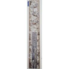 obraz - malba na plátně 25x150cm