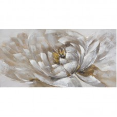 obraz - malba na plátně 140x70 LEKNIN