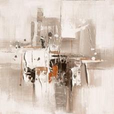 obraz - malba na plátně 30x30cm