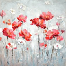 obraz - malba na plátně 80x80cm