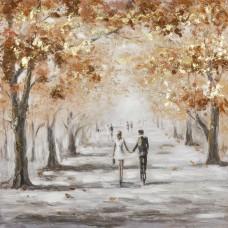 obraz - malba na plátně 80x80cm 29458