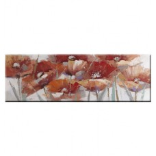 obraz - malba na plátně 150x50cm