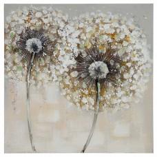 obraz - malba na plátně 60x60cm