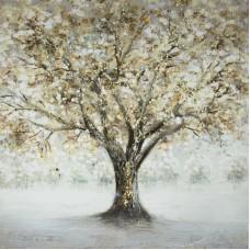 obraz - malba na plátně 100x100