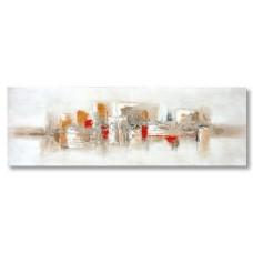 obraz - malba na plátně 150x50cm 23308