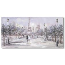 obraz - malba na plátně 140x70cm 29394